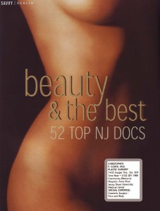 New Jersey Savvy Magazine - New Jersey plastic surgeon in the media